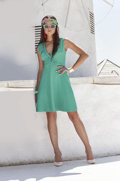 Εικόνα της Φόρεμα σμαραγδί